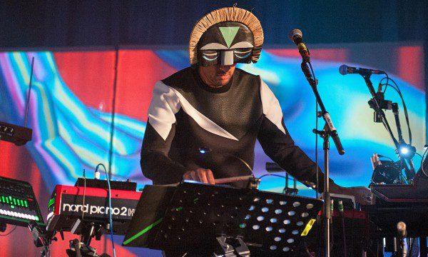 SBTRKT Perform At Brixton Academy In London