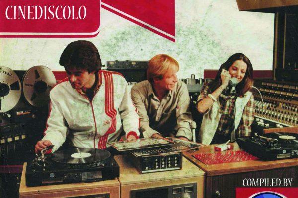 "KICK THE DISCOLO PRESENTS ""CINEDISCOLO I"" MIXTAPE SELECTION FREE DL"