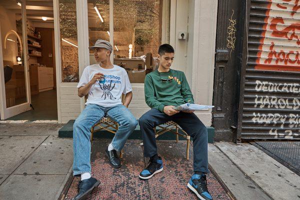 ALIFE: FUORI LA CAPSULE TUTTA MADE IN NYC
