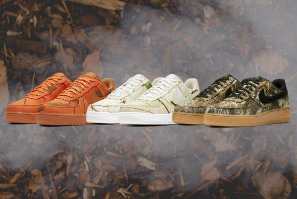 b7ad7e68d3f38 A distanza di quasi otto anni Nike torna a collaborare con i guru del  camouflage