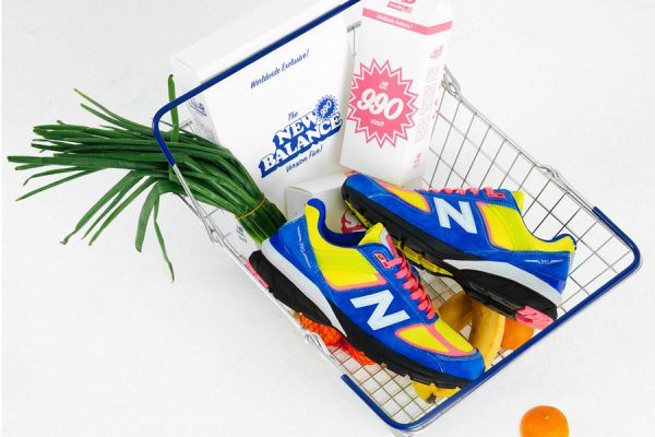SIZE? X NEW BALANCE 990V5 PREVIEW