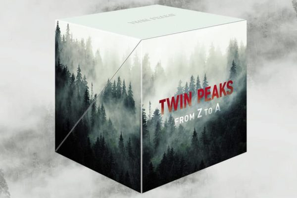 """FROM Z TO A"" E' IL BOX DEFINITIVO DI TWEAN PEAKS"