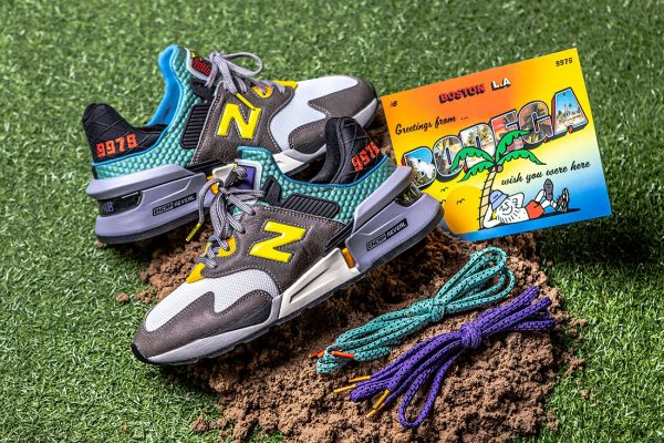 "BODEGA X NEW BALANCE 997S ""NO BAD DAYS"" PREVIEW"