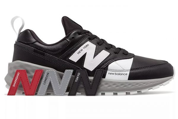 "NEW BALANCE 574S ""FLIGHT PATH"" PREVIEW"