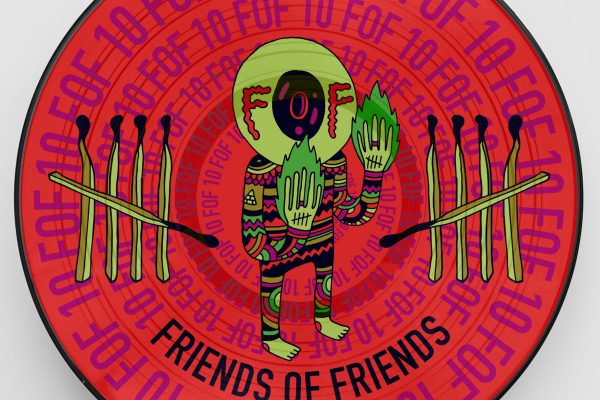"IN ""FOF10: FRIENDS OF FRIENDS AT 10"" C'E' ANCHE ""GHOST CITY"" DI INDIAN WELLS"