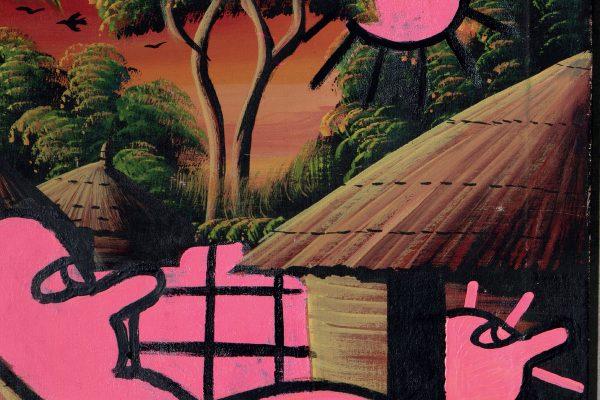"""LA FALAFEL DISCO DEI RED AXES & DJ TENNIS NEL DOPPIO LP """"REDRAGO"""""""