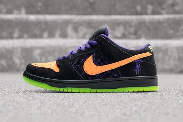 "NIKE SB DUNK LOW ""NIGHT OF MISCHIEF"" PREVIEW"