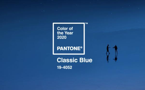 BRILLO NEWS: 19-4052 IL PANTONE 2020