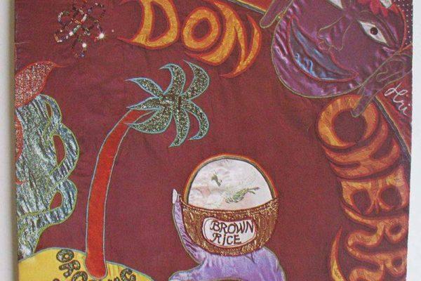 "DIGGIN – DON CHERRY ""BROWN RICE"" (1975 – EMI RECORDS)"