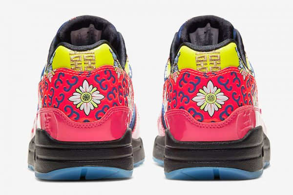"""NIKE AIR MAX 1 CHINESE NEW YEAR """"LONGEVITY"""" PREVIEW"""