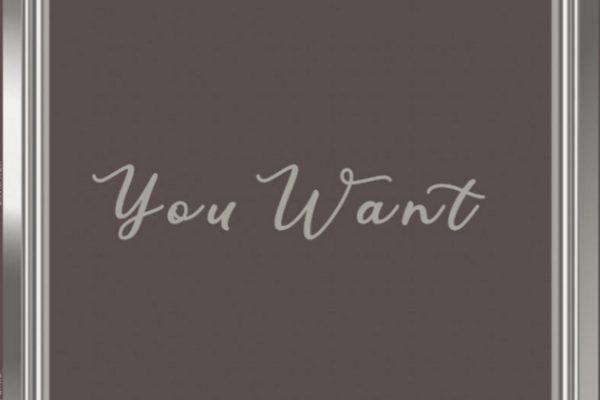 """OMAR S """"YOU WANT"""", IL SESTO ALBUM"""