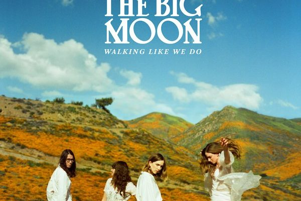 MARGARITA – THE BIG MOON, DISQ E BACKSEAT VINYL