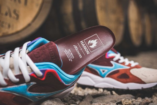 "HANON X MIZUNO SKY MEDAL ""THE ANGEL'S SHARE"" PREVIEW"