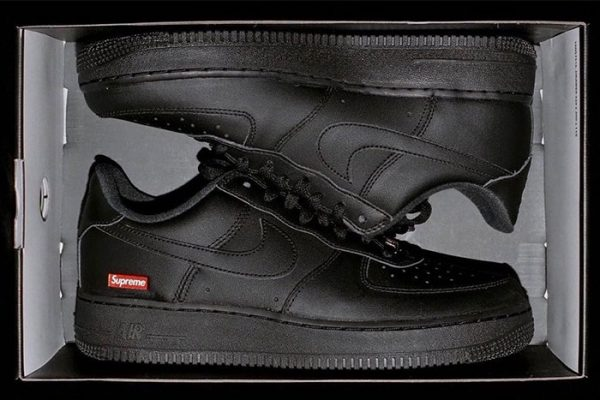 SUPREME X NIKE AIR FORCE 1 LOW PREVIEW