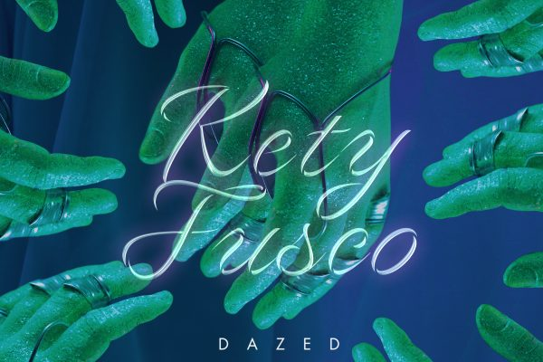 "5 QUESTIONS: KETY FUSCO, L'ARPA E L'ALBUM ""DAZED"""