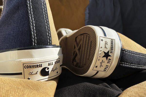 CARHARTT WIP X CONVERSE CHUCK TAYLOR ALL STARS 70 PREVIEW