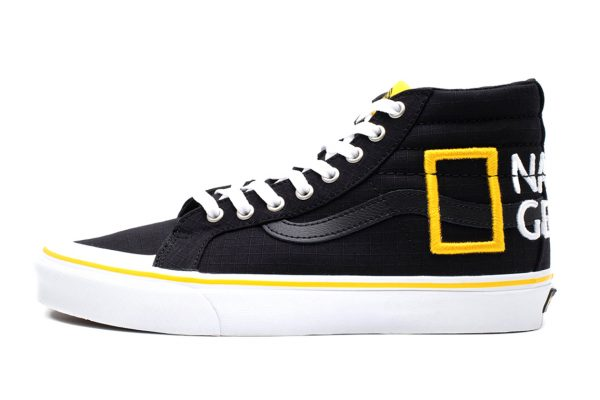 NATIONAL GEOGRAPHIC X VANS CAPSULE COLLECTION PREVIEW