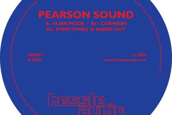 """PEARSON SOUND E' TORNATO SU HESSLE AUDIO CON """"ALIEN MODE"""" EP"""