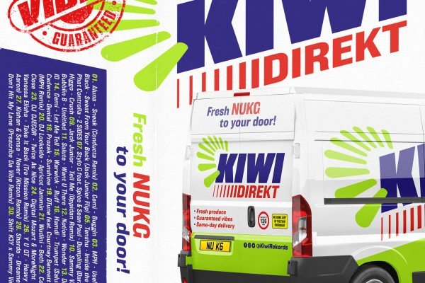 "CONDUCTA ""KIWI DIREKT"" FRESH NUKG MIXTAPE & SPECIAL DELIVERY PARTY PACK"