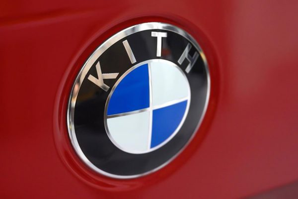 CLIP OF THE WEEK – KITH x BMW