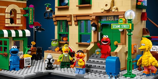 LEGO x SESAME STREET