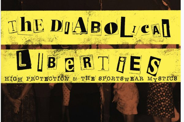 IL DEBUT ALBUM THE DIABOLICAL LIBERTIES E' IN ARRIVO !