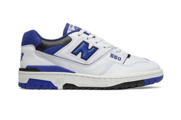 NUOVE COLORWAYS PER LE NEW BALANCE 550S