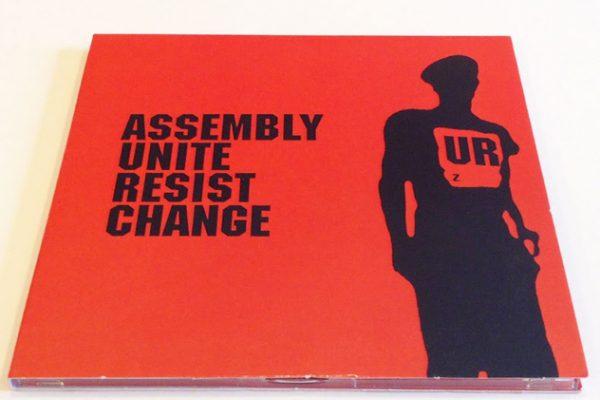 """""""ASSEMBLY UNITE RESIST CHANGE"""" UNA SELEZIONE DAGLI ANNI '90 DELL'UNDERGROUND RESISTENCE"""