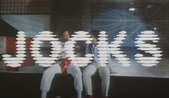 SE MANCANO LE DISCOTECHE, GUARDIAMO GLI ANGELI BALLARE – JOCKS (1983/RICCARDO SESANI)