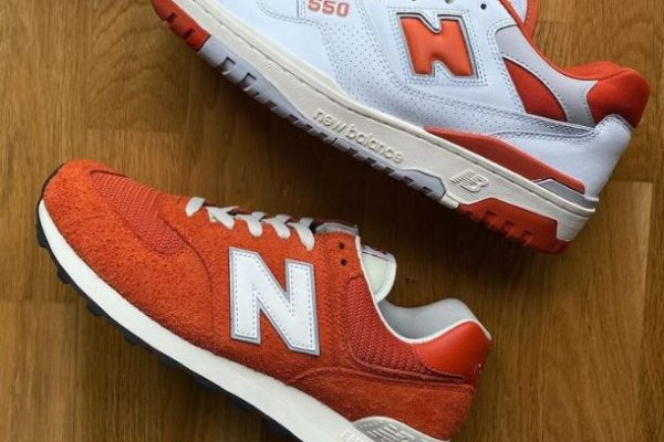 SIZE? x NEW BALANCE 550 PREVIEW