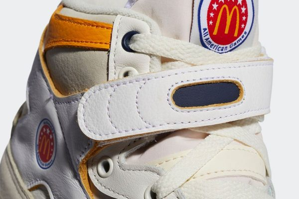 "ERIC EMANUEL X ADIDAS FORUM '84 HIGH ""MCDONALD'S ALL-AMERICAN"" PREVIEW"