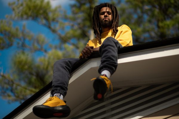 "J. COLE X PUMA ""THE DREAMER 2"" PREVIEW"