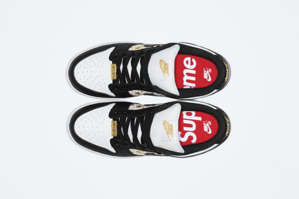 SUPREME X NIKE SB DUNK LOW PREVIEW