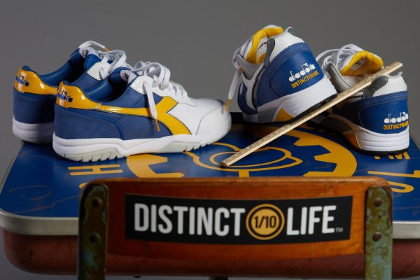 "DISTINCT LIFE X DIADORA ""HOME SCHOOL"" COLLECTION PREVIEW"