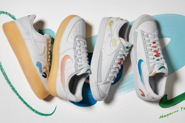 MAYUMI YAMASE X NIKE FLYLEATHER COLLECTION PREVIEW