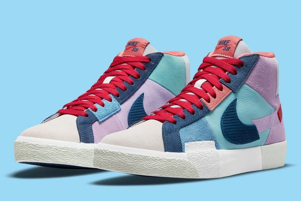 "NIKE BLAZER MID ""MOSAIC"" PREVIEW"