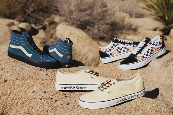 PARKS PROJECT X VANS CAPSULE COLLECTION PREVIEW