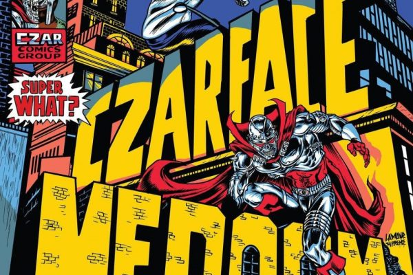 """SUPER WHAT ?"" E' L'ALBUM NUOVO DI CZARFACE & MF DOOM"