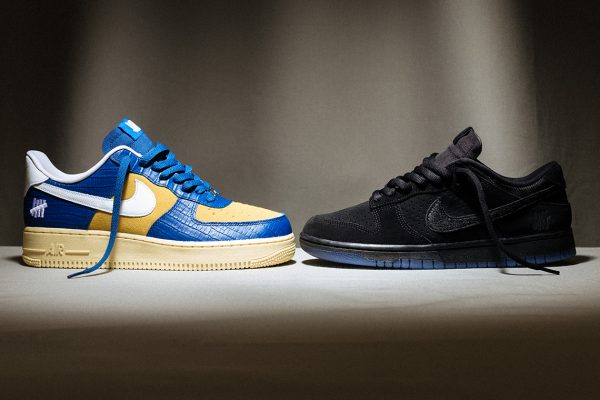 """UNDEFEATED X NIKE DUNK VS. AF-1 """"5 ON IT"""" PREVIEW"""