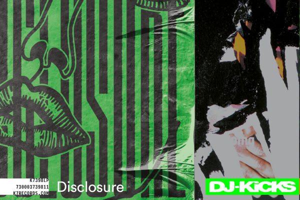 DISCLOSURE: DUE NUOVI SINGOLI NEL LORO DJ KICKS